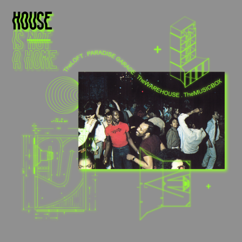 HOUSE IS NOT A HOME: The Warehouse show on Radio Relativa