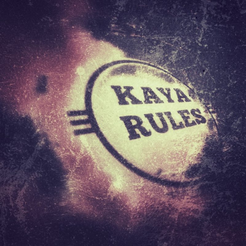 KAYA RULES show on Radio Relativa
