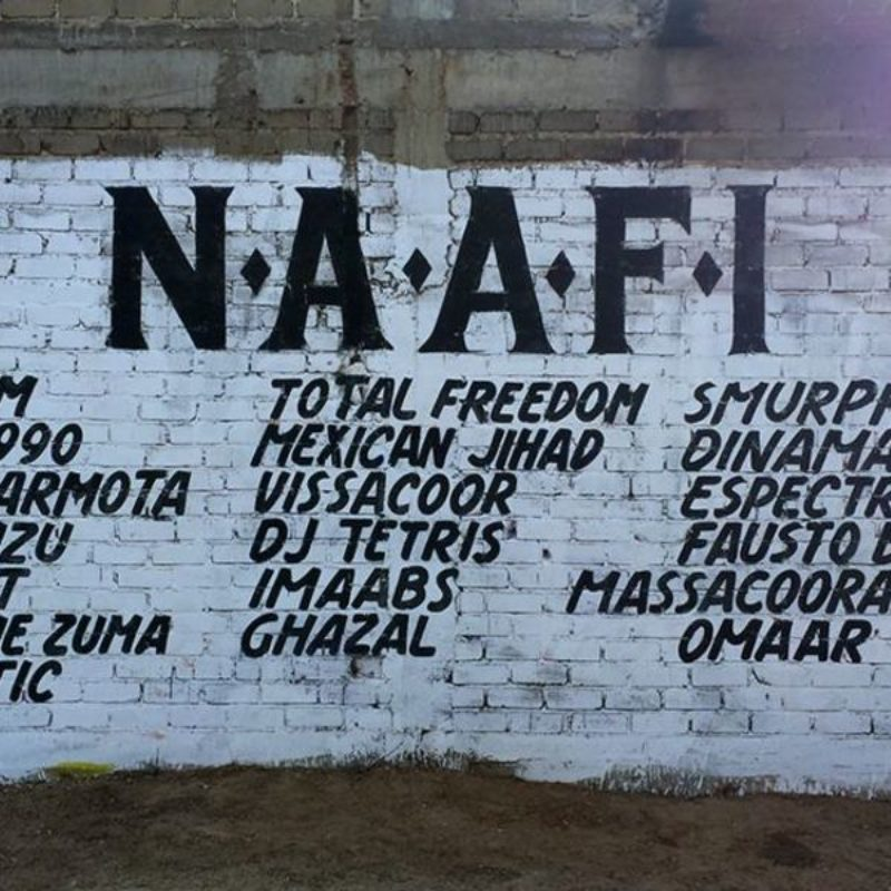 MEXICAN JIHAD (NAAFI) show on Radio Relativa