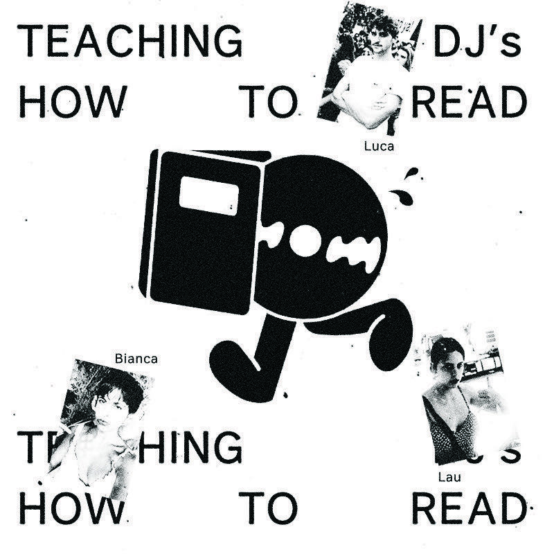 TEACHING DJS HOW TO READ show on Radio Relativa