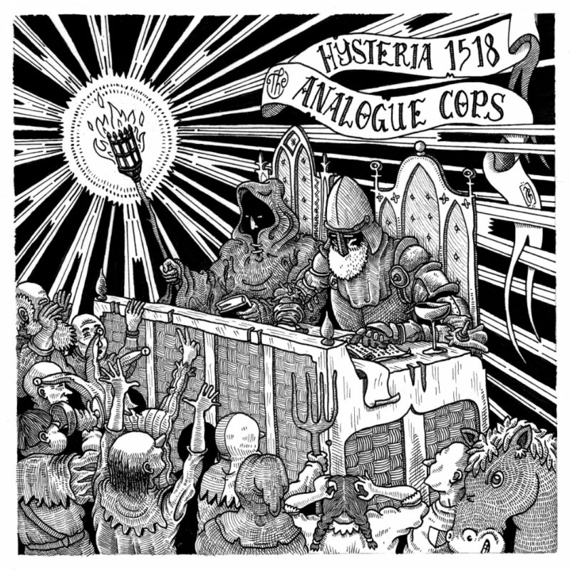 HYSTERIA 1518 w/ The Analogue Cops show on Radio Relativa
