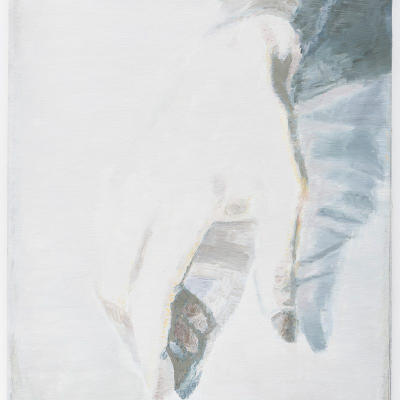 BESIDE: PAINTING OF A DUVET show on Radio Relativa